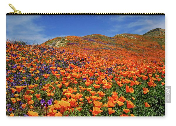 Wildflower Jackpot Carry-all Pouch
