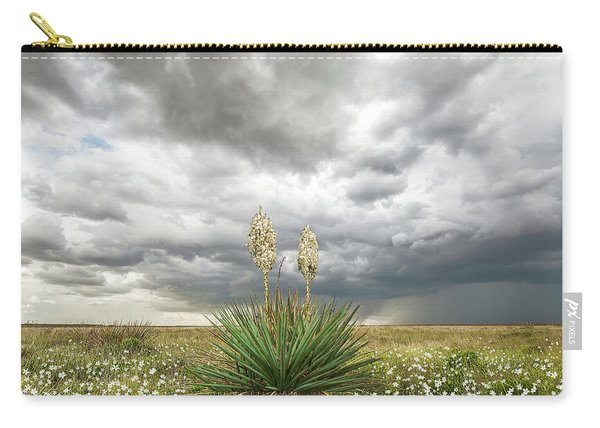 Wildorado Yucca Carry-all Pouch