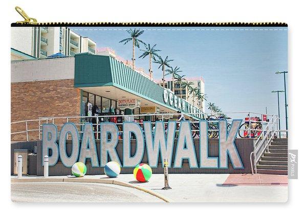 Wildwood Boardwalk Carry-all Pouch