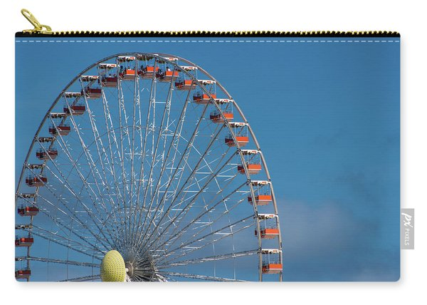 Wildwood Ferris Wheel Carry-all Pouch