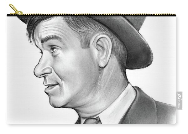 Will Rogers Carry-all Pouch