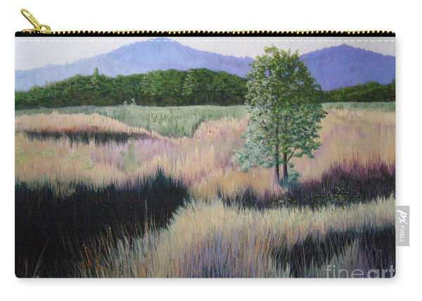 Willamette Evening Shadows Carry-all Pouch