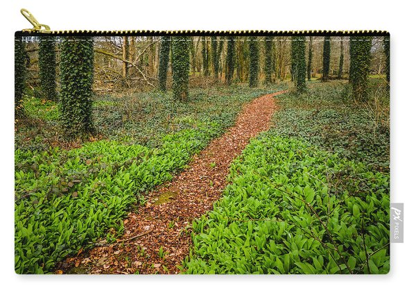 William Butler Yeats Woods Of Coole Park Carry-all Pouch