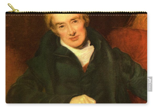 William Wilberforce By George Richmond Carry-all Pouch