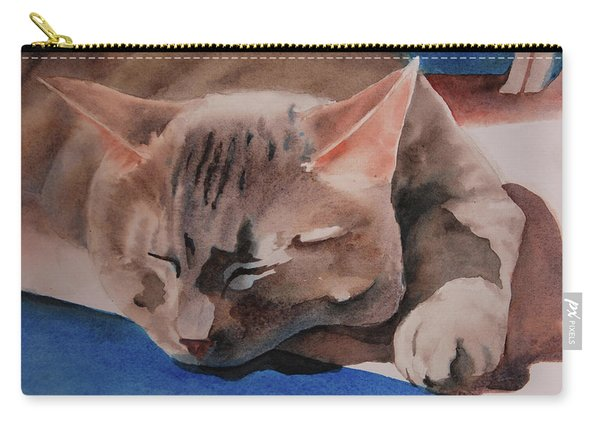 Willow My Cat Carry-all Pouch