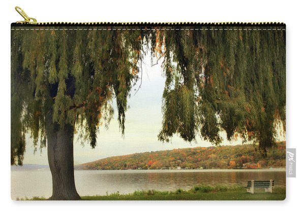 Willows Of Stewart Park Carry-all Pouch
