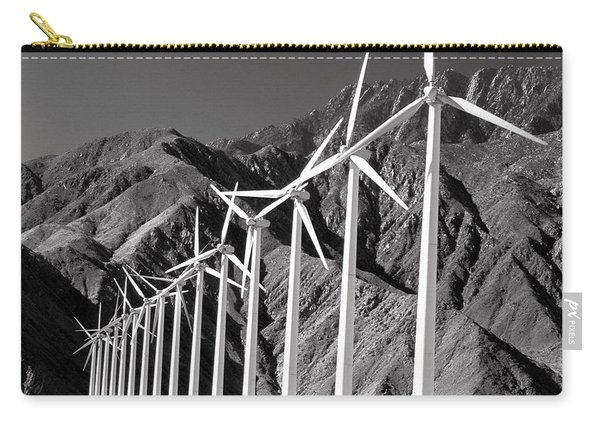 Wind Generators Carry-all Pouch