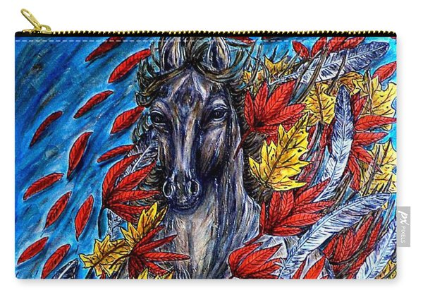 Wind Spirit Carry-all Pouch