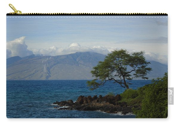 Wind Turbines - Maui Carry-all Pouch