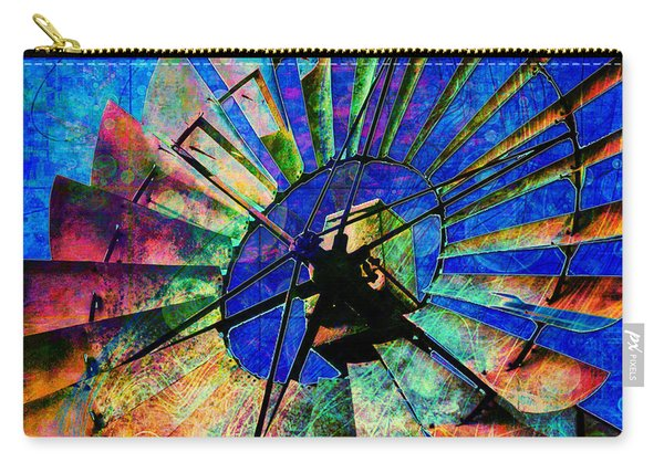 Windmill Power Carry-all Pouch