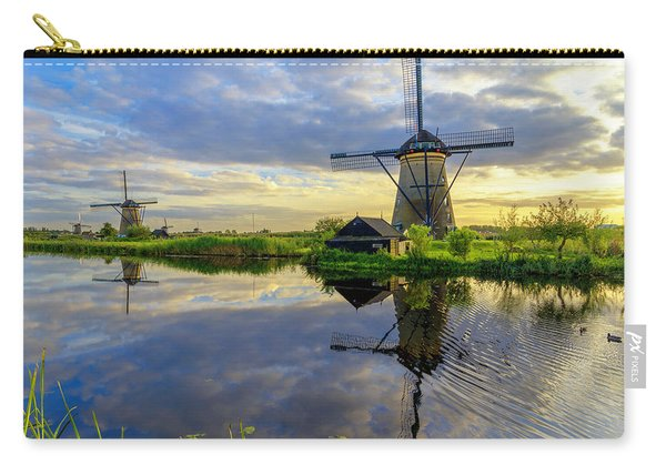 Windmills Carry-all Pouch