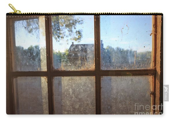 Window Grafton Ghost Town Carry-all Pouch