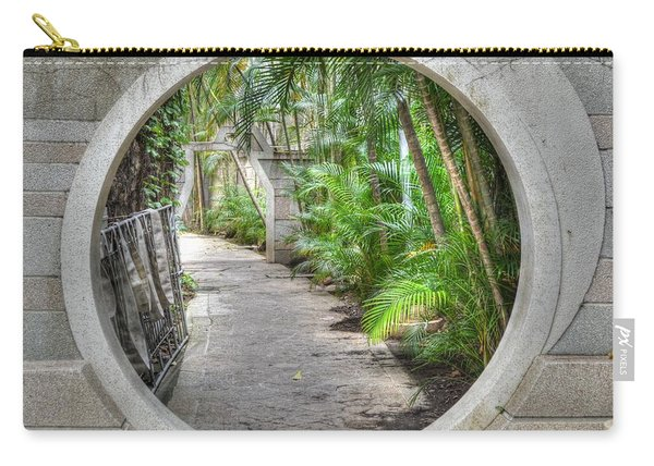 Window Into China Carry-all Pouch