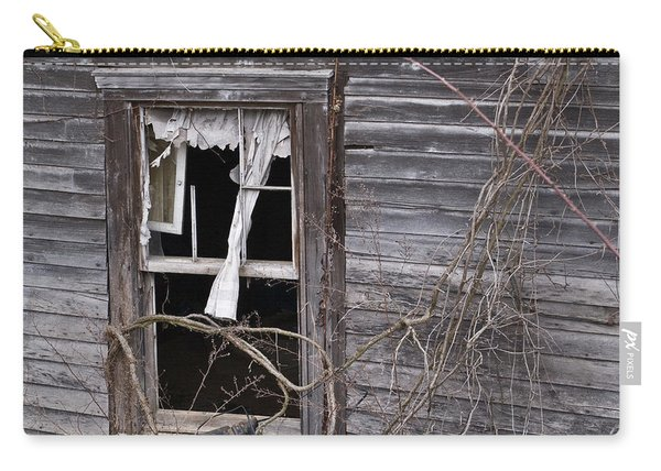 Window Of Loneliness Carry-all Pouch