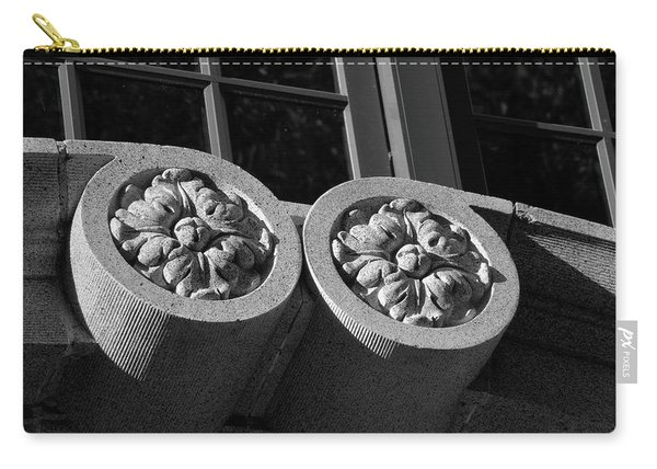 Window Rosettes  Carry-all Pouch