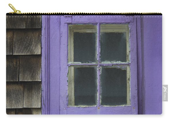 Purple Window - Window Series 04 Carry-all Pouch