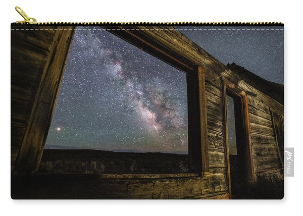 Window To The Heavens Carry-all Pouch