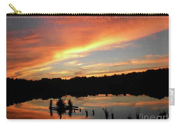 Windows From Heaven Sunset Carry-all Pouch