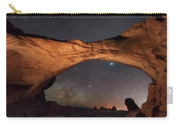 Windows To Heaven Carry-all Pouch