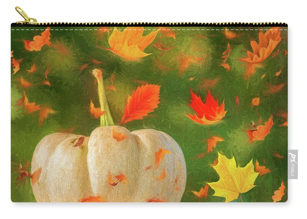 Winds Of Autumn Carry-all Pouch
