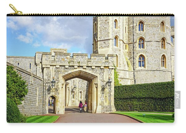 Windsor Castle Walk Carry-all Pouch