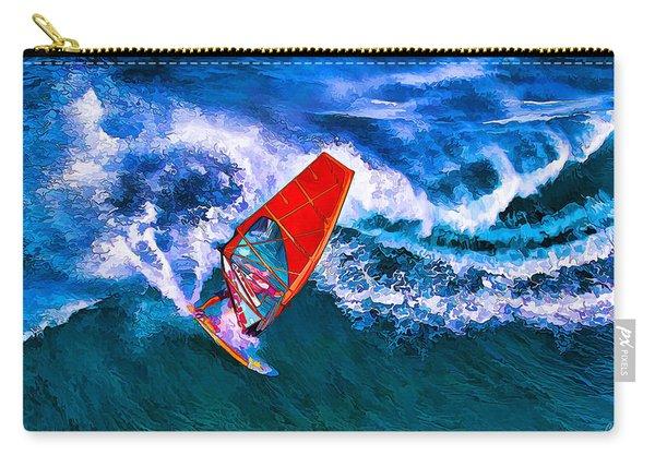 Windsurfer Joy Carry-all Pouch