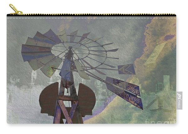 Ghosts From The Past Carry-all Pouch