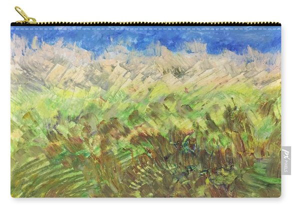 Windy Fields Carry-all Pouch
