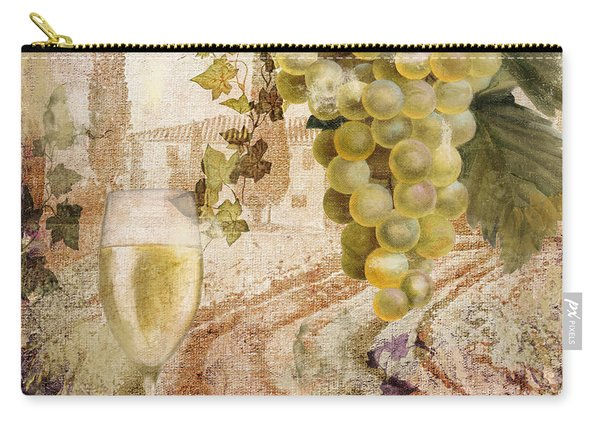 Wine Country Alsace Carry-all Pouch