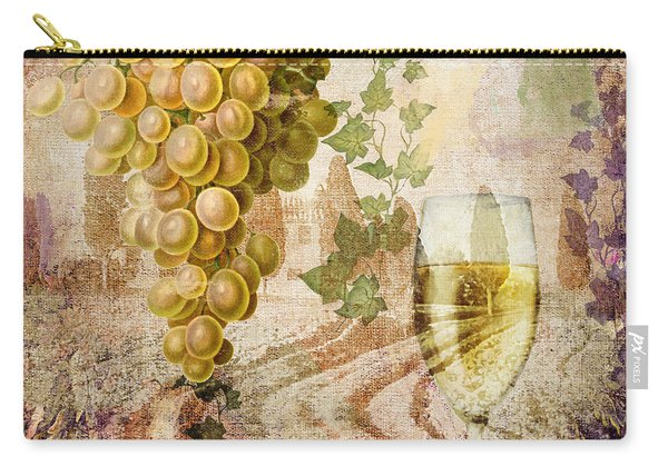 Wine Country Chablis Carry-all Pouch