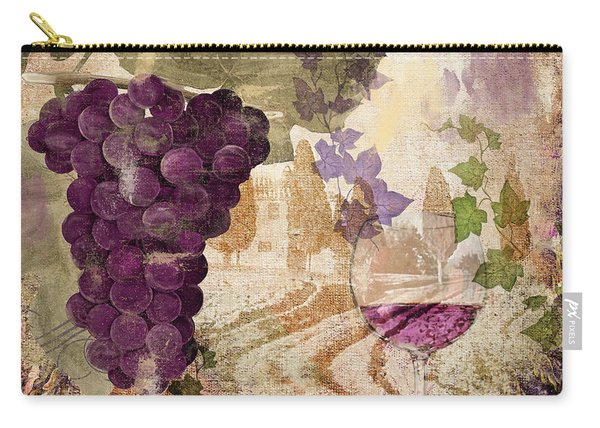 Wine Country Medoc Carry-all Pouch