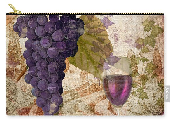 Wine Country Provence Carry-all Pouch