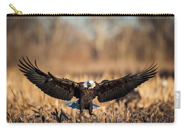 Wing Span Carry-all Pouch