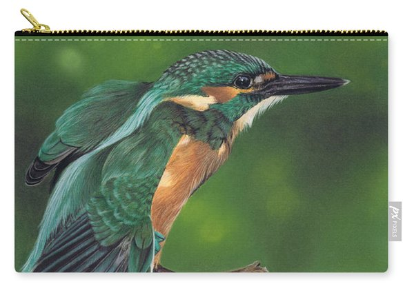 Winging It Carry-all Pouch
