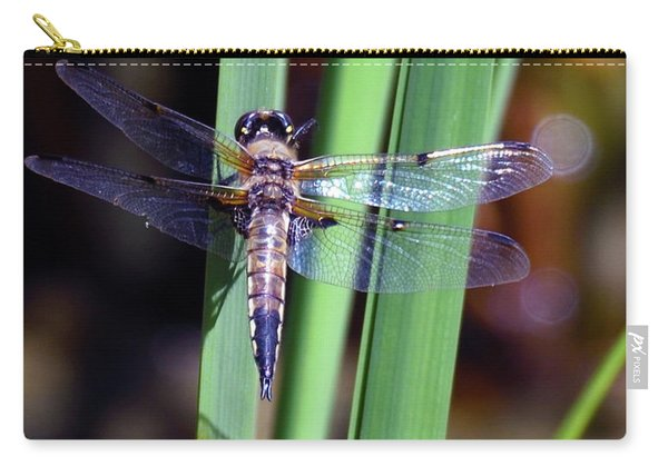 Wings Of The Cattail Carry-all Pouch
