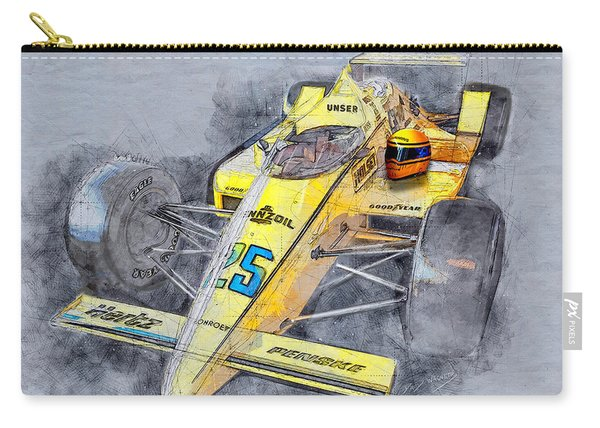 Winner 71st Indy Al Unser Carry-all Pouch