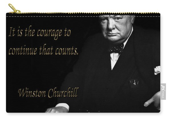 Winston Churchill 1 Carry-all Pouch
