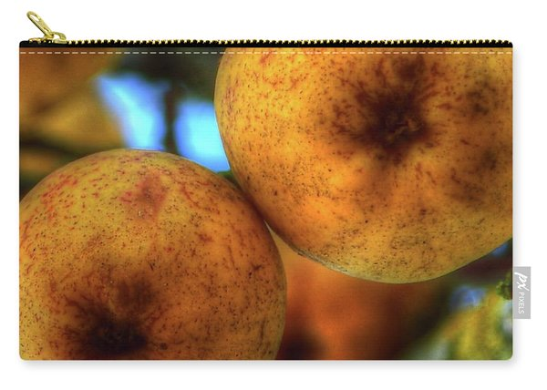 Winter Apples 2 Carry-all Pouch