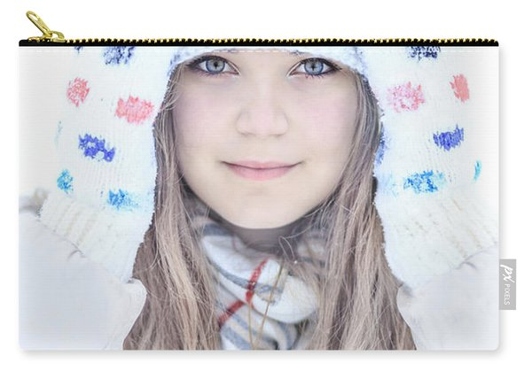 Winter Dreams Carry-all Pouch
