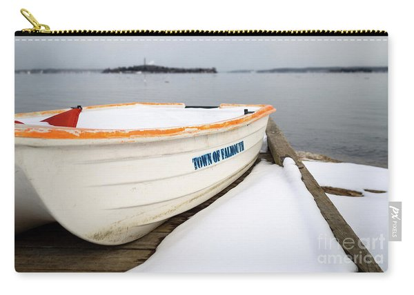 Winter, Falmouth, Maine  -18674 Carry-all Pouch