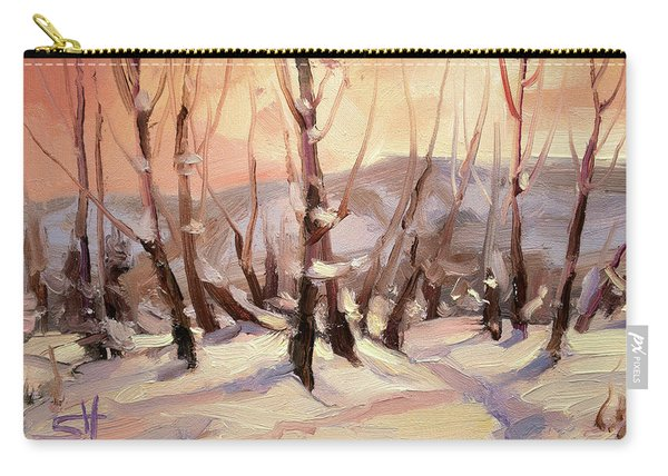 Winter Grove Carry-all Pouch