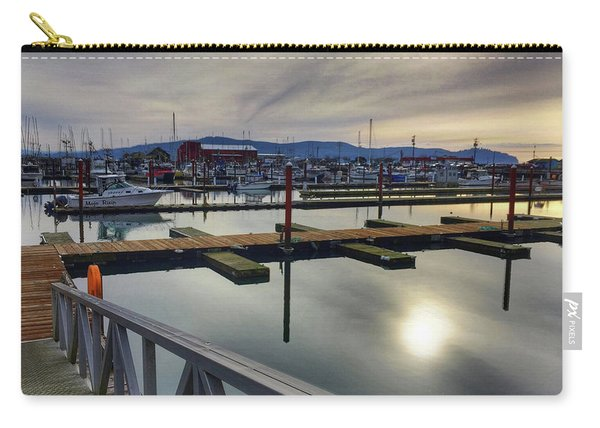Winter Harbor Carry-all Pouch