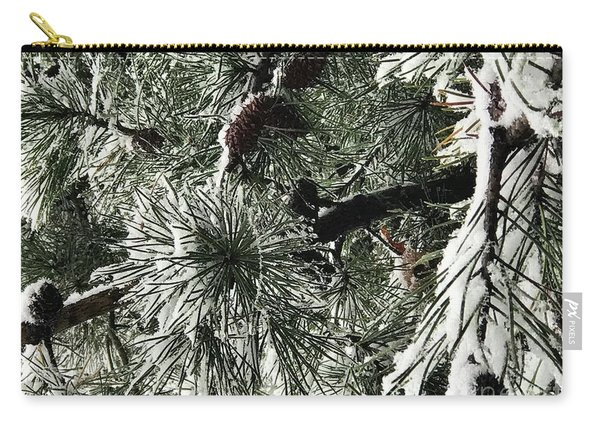 Winter Land  Carry-all Pouch