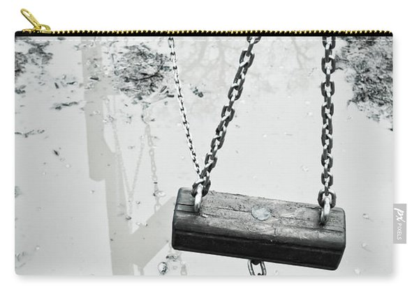 Winter Playground Carry-all Pouch