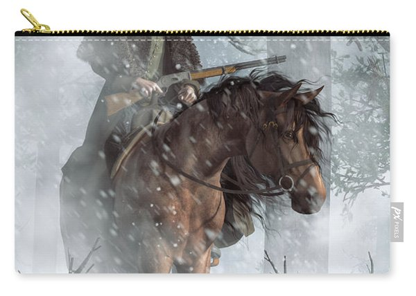 Winter Rider Carry-all Pouch
