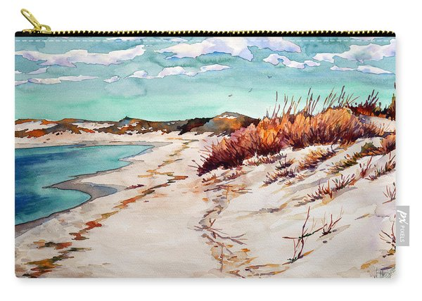 Winter Sands Carry-all Pouch