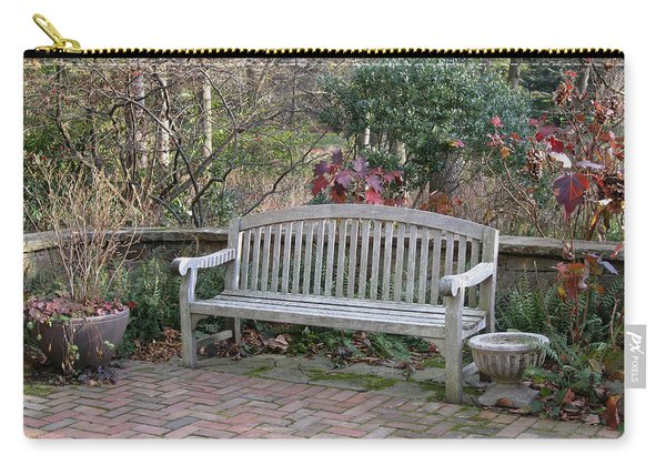 Winter Seating Carry-all Pouch
