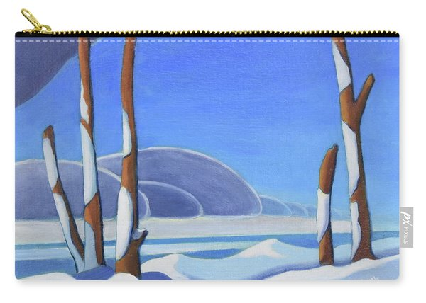 Winter Solace II Carry-all Pouch