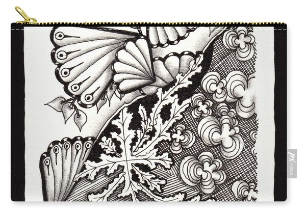 Winter Spring Summer 'n Fall Carry-all Pouch