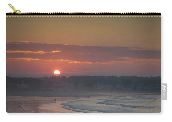 Winter Sunrise - Kennebunk Carry-all Pouch